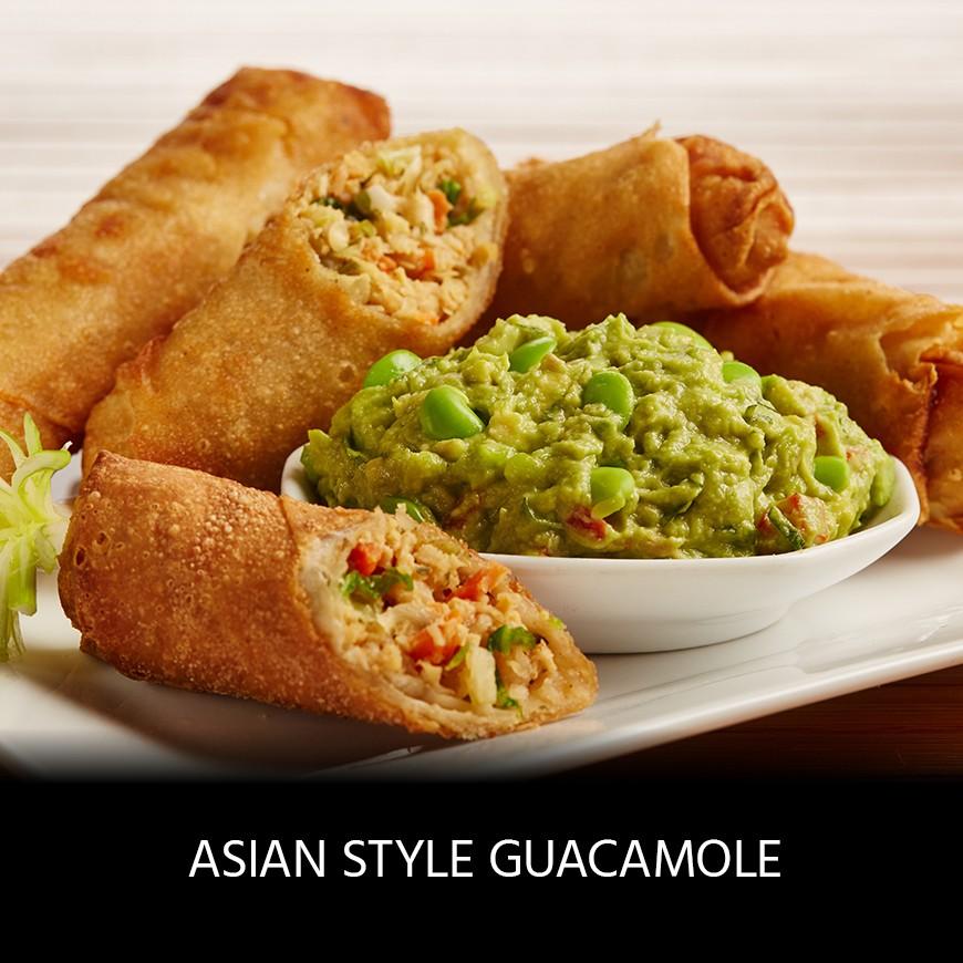 Asian-Style Guacamole