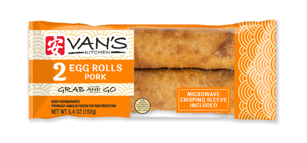 2- Pack Pork Grab & Go Egg Rolls